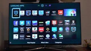 getlinkyoutube.com-Samsung Smart LED TV H6270 unboxing and initial setup [HD]
