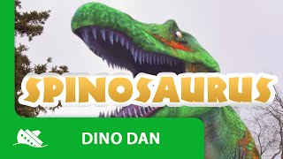 getlinkyoutube.com-Dino Dan - Best of the Spinosaurus