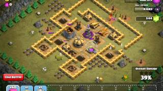 getlinkyoutube.com-Clash of Clans: Choose Wisely - Lvl 41