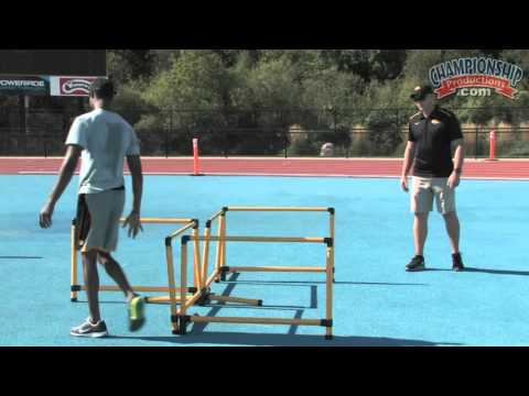 Developing Speed & Power for Sprints, Relays and Hurdles - Clip 2