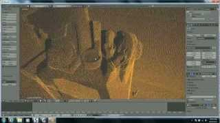 How to get Pointclouds into Blender