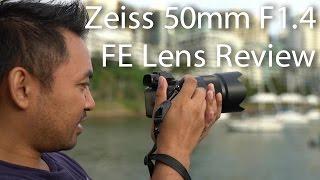 getlinkyoutube.com-Zeiss 50mm F1.4 FE Lens Review | John Sison