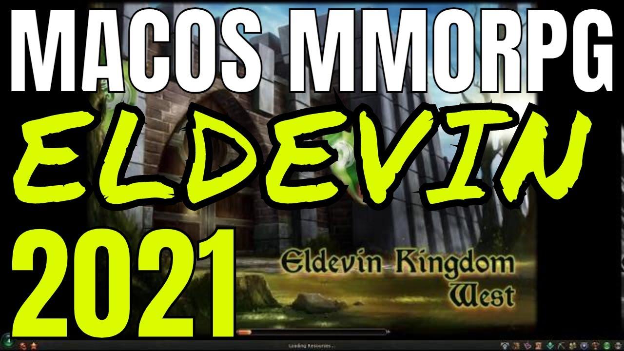 Eldevin MMORPG 2021 MacOS free2play