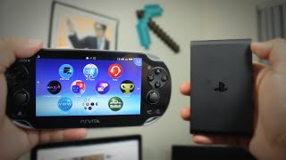 getlinkyoutube.com-PlayStation TV Overview - $40 for a PlayStation Vita