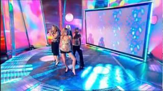 Girls Aloud - Something Kinda Ooooh (Saturday Night Takeaway 2006)