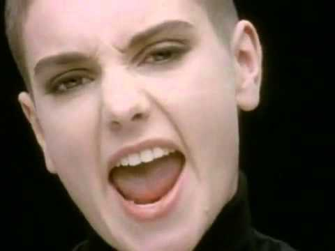Sinead O'Connor   Nothing Compared 2 U   U tube