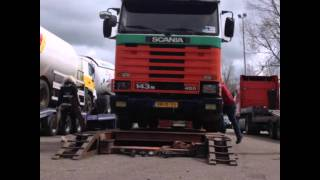 getlinkyoutube.com-Scania 144 ft scania 143
