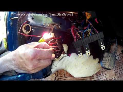 Не включаются вентиляторы охлаждения НИВА ВАЗ Все причины Поиск и устранение 2-я ч.