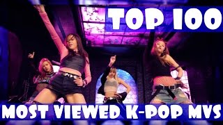 getlinkyoutube.com-[TOP 100] MOST VIEWED K-POP MUSIC VIDEOS [OCTOBER 2016]