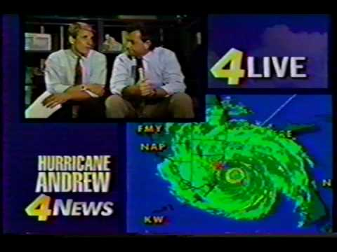 Hurricane Andrew 1992 As it Happened Part-7