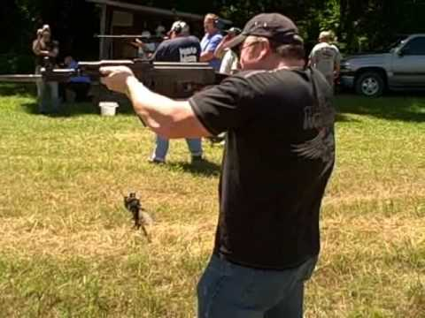 BIG GUN SHOOTING FUN 5 19 09