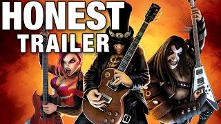GUITAR HERO (Honest Game Trailers)