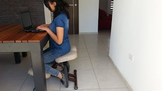 getlinkyoutube.com-silla ergonomica