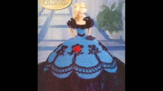 getlinkyoutube.com-Presentazione Barbie all'uncinetto