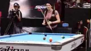 getlinkyoutube.com-The final rack and winning celebration of the 2013 Women's World 10 Ball Championships