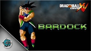 Dragon Ball Xenoverse - Character Creation: Bardock