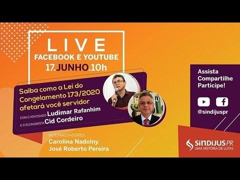 Live: Lei do Congelamento (LC 173/2020)