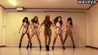 getlinkyoutube.com-Beyonce 비욘세- End of time cover dance Waveya korea dance group ★