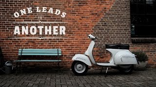 One Vespa Leads To Another