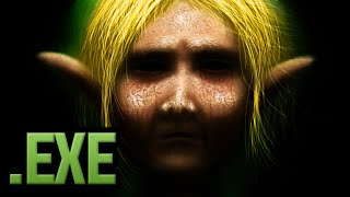 getlinkyoutube.com-.EXE HORROR GAMES | PewDiePie
