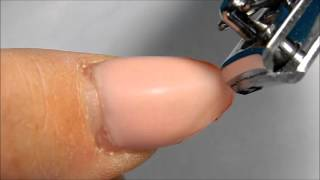 getlinkyoutube.com-REMOVING GEL TIPS ---------------W/ ELECTRIC NAIL FILE ( DRILL )