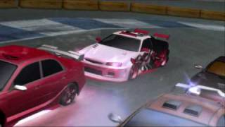 NFS Underground 2 Evolution KL Drift 2