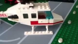 getlinkyoutube.com-LEGO Town 6392 Airport Review