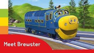 getlinkyoutube.com-Meet Chuggington's US Brave Brewster - NEW Character montage