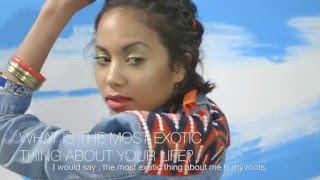 getlinkyoutube.com-Gabriela Richardson shows us her most exotic and ethnic faces