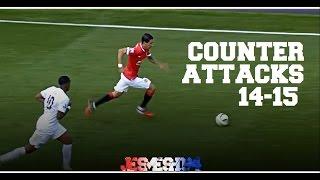 getlinkyoutube.com-Manchester United Top 5 Counter Attacks 14/15 (HD)