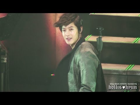 130111 Kim Hyun Joong 김현중 - Rize Up @ Nagoya 2013