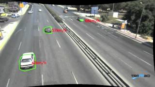 getlinkyoutube.com-Advanced Speed Camera with Tracking, Flow Analysis and Counting