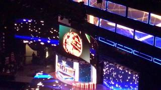getlinkyoutube.com-Kurt Angle Hall of Fame Announcement and Video Package WWE Raw 1/16/17 Little Rock, Arkansas
