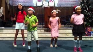 Every Move I Make Dance (Shalom Kids Christmas Dance 2012)