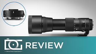 getlinkyoutube.com-Sigma 150-600mm: Sigma 150-600mm f5-6.3 Contemporary DG OS HSM for Canon | Unboxing Review