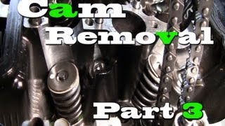 getlinkyoutube.com-07 Ninja 250 Project pt.3 Rocker Arms/Timing Chain