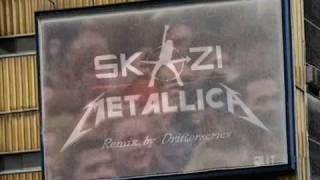 getlinkyoutube.com-Metallica - Enter Sandman Remix (SKAZI) by Drifterseries