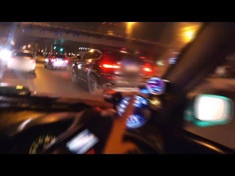 ПОГОНЯ ЗА ДЕРЗКИМ BMW X6 !