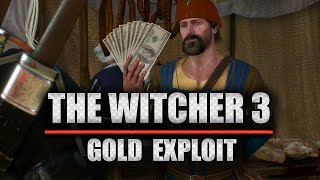 getlinkyoutube.com-THE WITCHER 3 - Gold Exploit Glitch Novigrad [Gameplay] - 1.01 / 1.02 ★ German | Highscore Heroes
