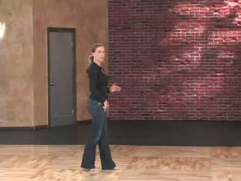 Country Western Two Step Beginning - Intermediate 149_part1.mp4