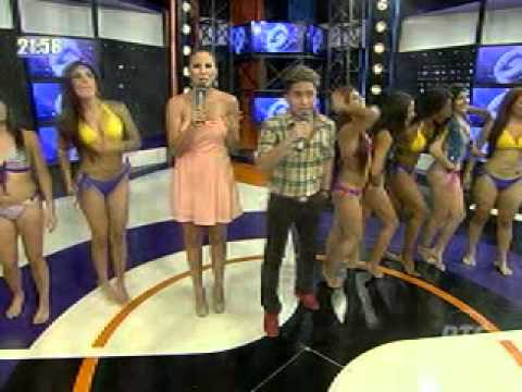 Combate Rts Ecuador - Coreografia de las Chicas