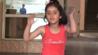 getlinkyoutube.com-cham cham dance video by vanshika
