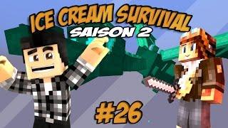 UN BOSS DE OUF  !! - Ice cream survival s2 #26
