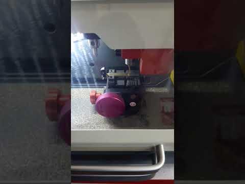 Изготовление вставки в Smart key для Prius в 30-ом кузове на станке с ЧПУ