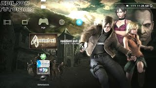 getlinkyoutube.com-como instalar Resident Evil 4 no ps3