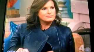 getlinkyoutube.com-alright, here's the interview with Mariska Hargitay and Meredith Vieira..