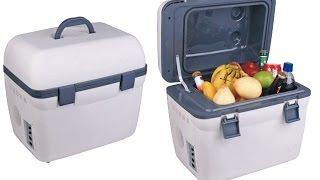 getlinkyoutube.com-Автохолодильник своими руками из элемента Пельтье TEC1-12706.