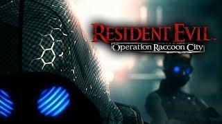 getlinkyoutube.com-Resident Evil Operation Raccoon City Pelicula Completa Español