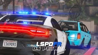 getlinkyoutube.com-LSPDFR - Day 407 - Did You Think I Wouldn't See That?
