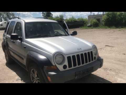 Запчасти Джип Либерти 2.4 R4 мкпп Jeep Liberty